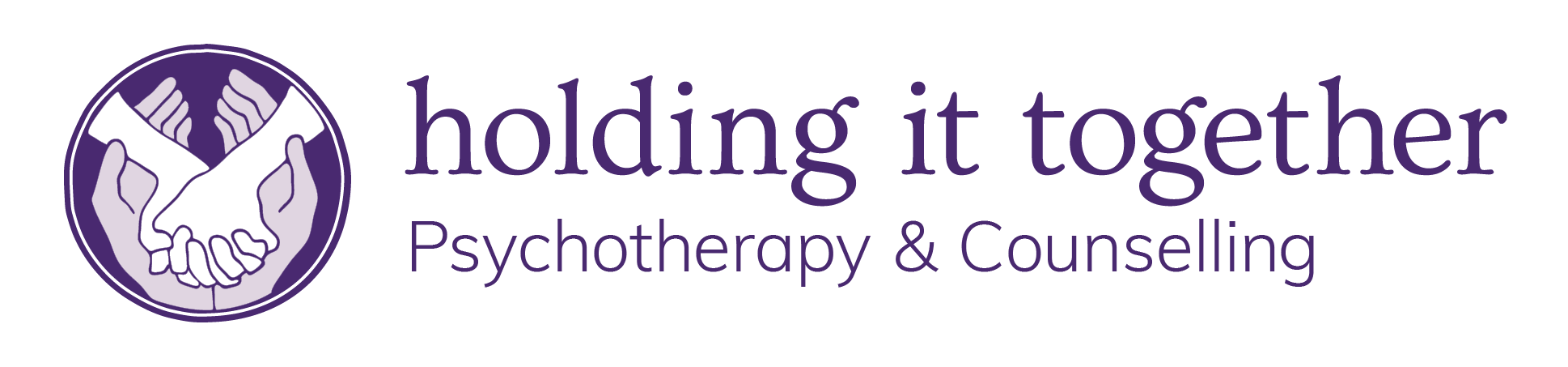 Holding it Together Psychotherapy logo